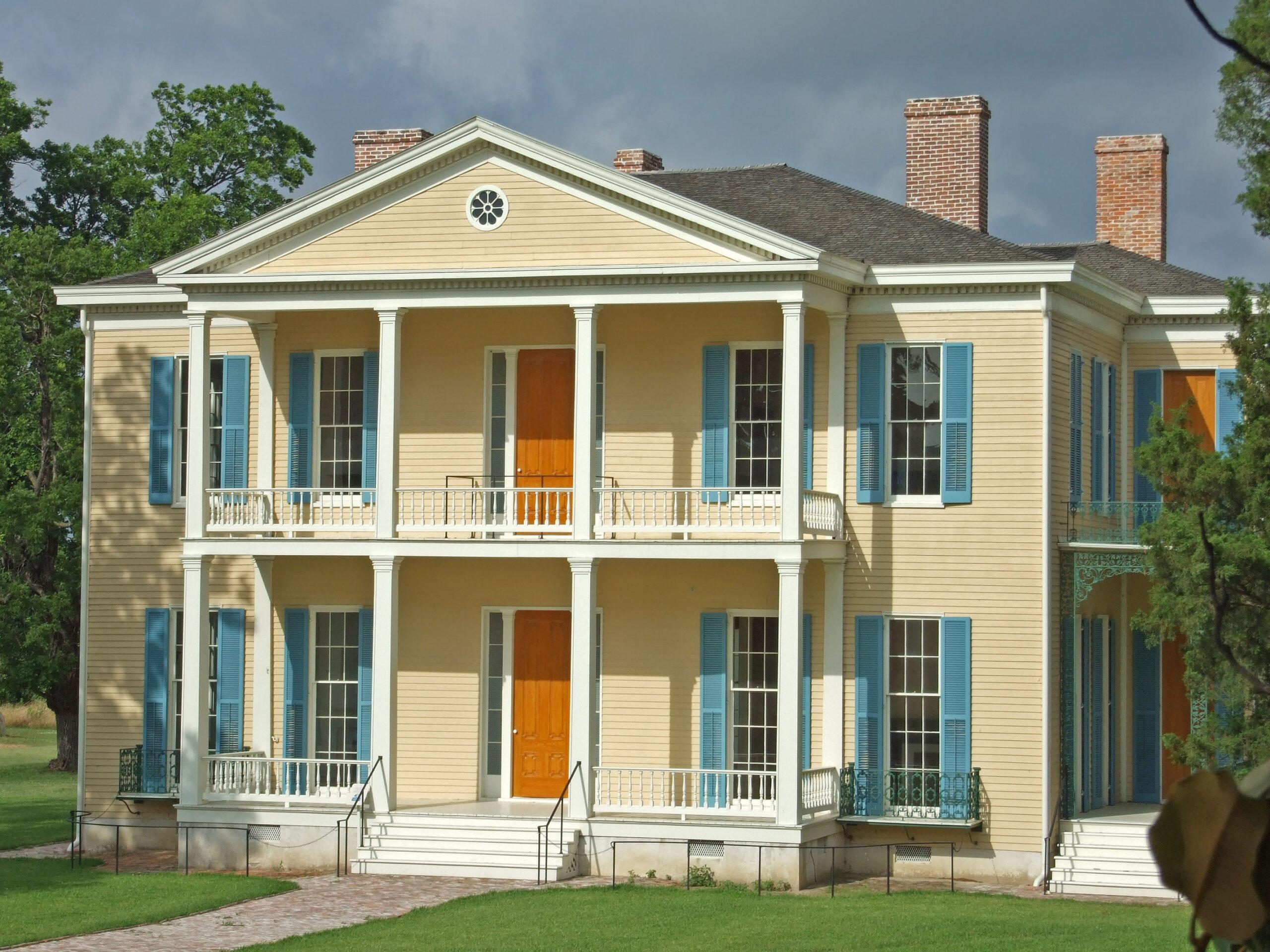 Lakeport Plantation House